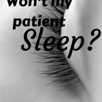 Sleep in critical care