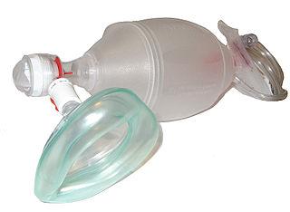Bag-valve-mask